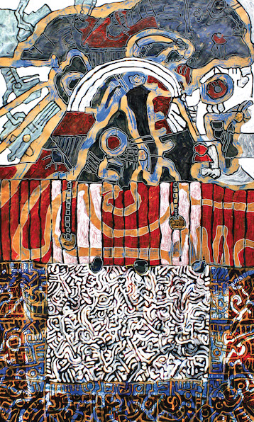 Cavadore-Artiste-France-Oeuvre-Galerie-Biarritz
