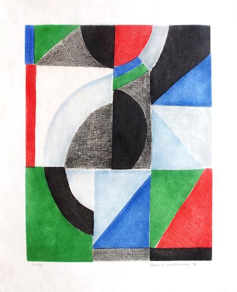 Exposition-Sonia-Delaunay-Oeuvres-Biarritz