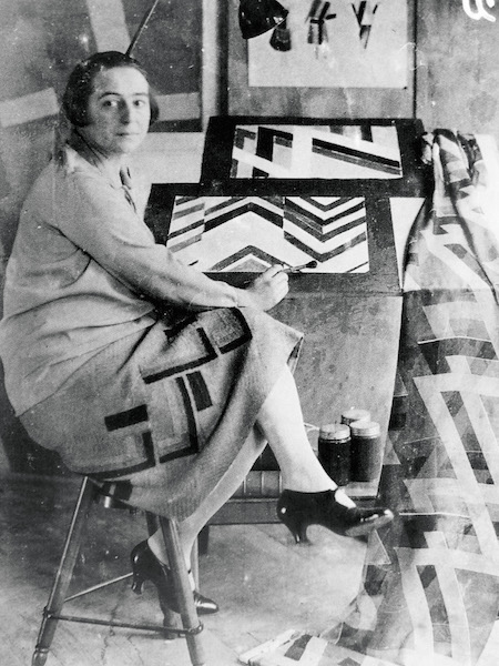Atelier-Textile-Sonia-Delaunay-Art-Moderne-Oeuvre-Biarritz