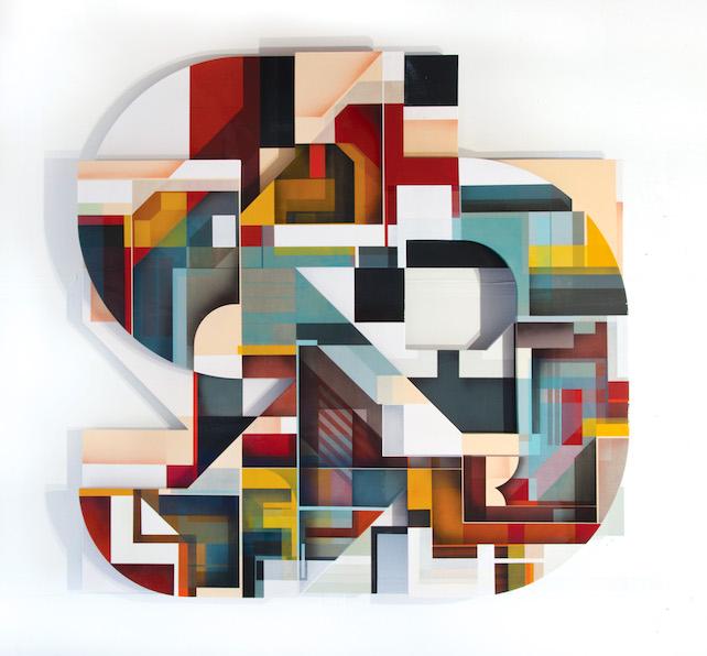 Swiz-Oeuvre-Graffiti-Geometry-Art-Contemporain-Paris-Optical-Visuel-Bois-Palissade