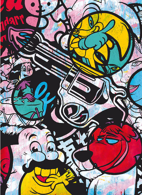 Speedy-Graphito-Artiste-France-Record-Prix-Vente-Exposition-Graffiti-Street-Art-Peinture-Contemporain