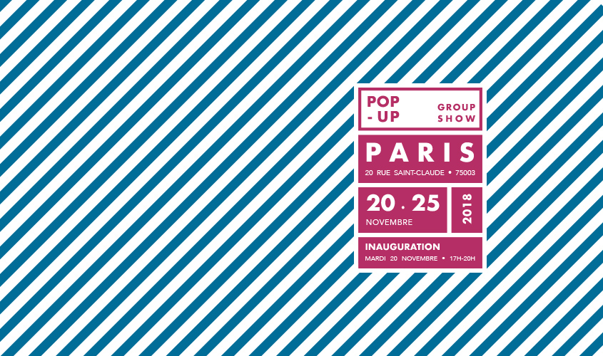 Pop-Up-Artshow-Exposition d'art-Paris-Art-Contemporain-Street