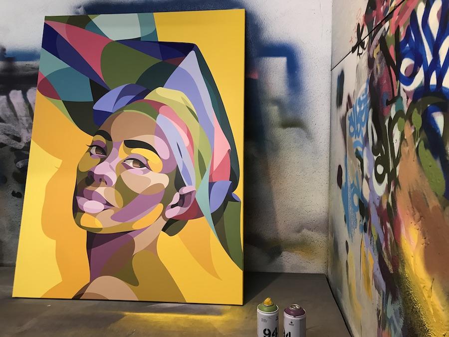 Atelier artiste ALBER - Bordeaux